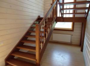 деревянные лестницы в Казани